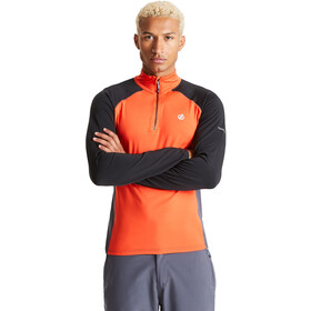 Dare 2b Interfused II Camiseta Core Stretch Hombre, trail blaze/black